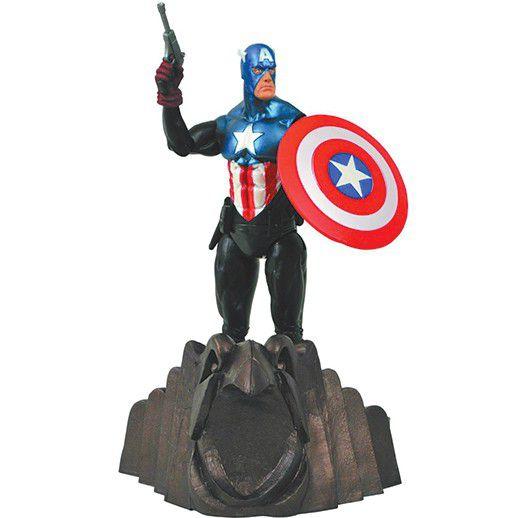 Capitão América Marvel Select Diamond