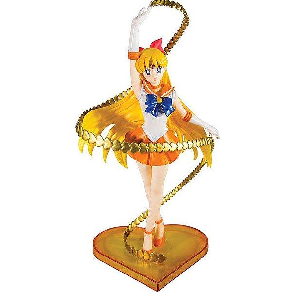 Estátua Sailor Venus 20th Anniversary Figuarts ZERO Bandai