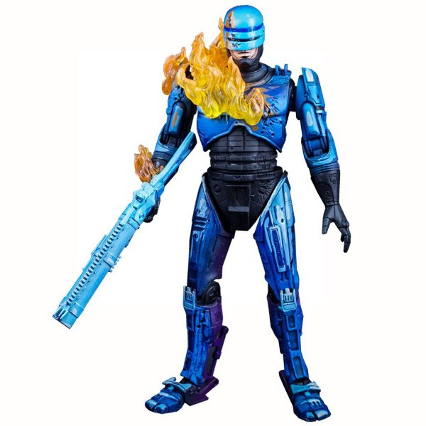 Robocop Rocket Launcher Terminator vs Robocop