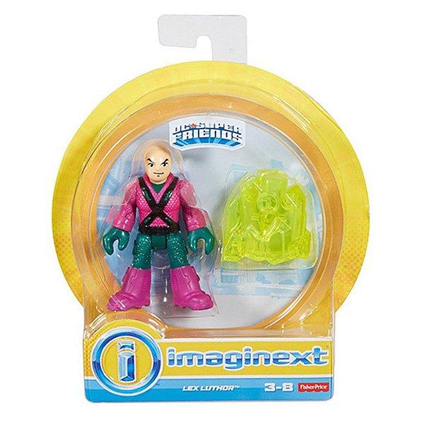 Lex Luthor DC Super Friends Imaginext - Mattel