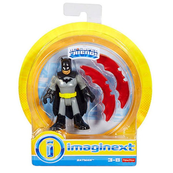 Batman DC Super Friends Imaginext - Mattel