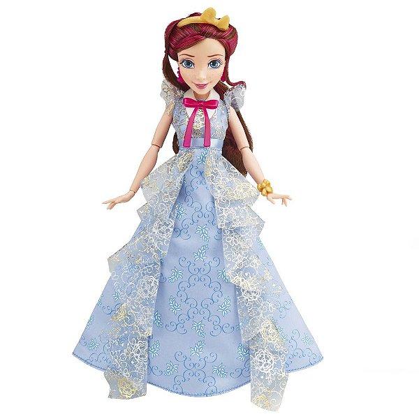 Boneca Descendants Coroação Jane Filha da Fada Madrinha- Disney