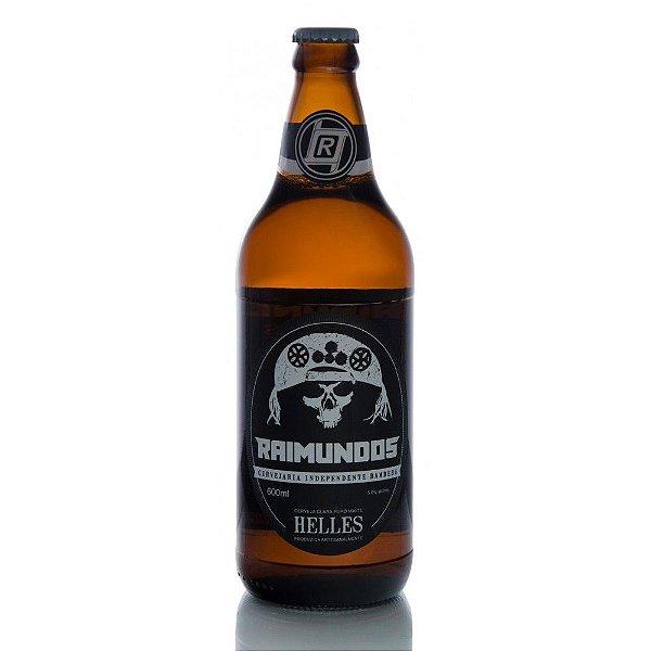 Cerveja Raimundos Helles