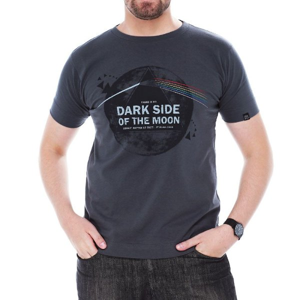 Camiseta Masculina No Dark Side