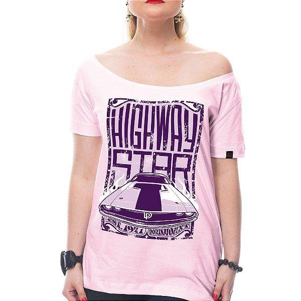 Camiseta Feminina Highway Star