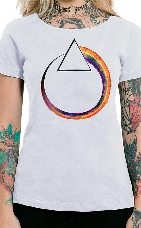 Camiseta Feminina Eclipse Branco