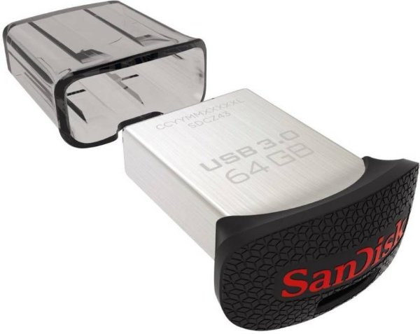 Mini Pen Drive 64gb Usb 3.0 Sdcz43-064g-g46 Sandisk Original