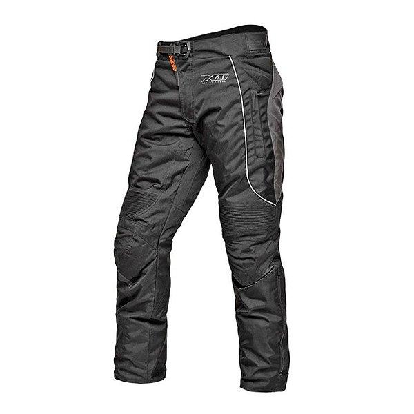 Calça Motociclista X11 Masculina Troy Impermeável Tamanho M