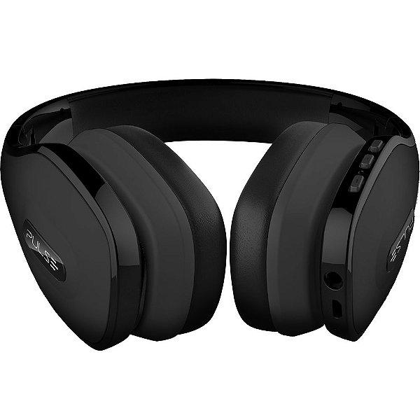 Fone De Ouvido Headphone Pulse Ph150 Bluetooth Preto