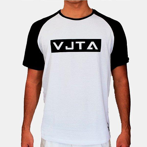 Camiseta VJTA White and Black