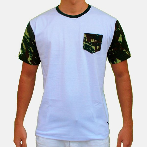 Camiseta VIJOTA Camuflada Americana