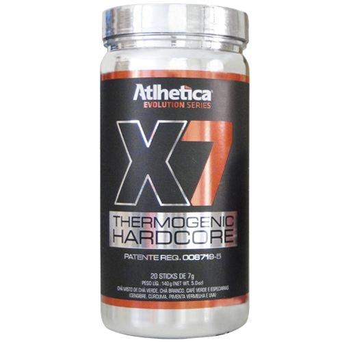 X7 THERMOGENIC HARDCORE 20 STICKS