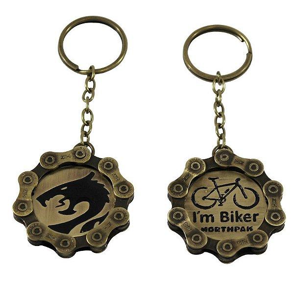 Chaveiro Northpak Bike