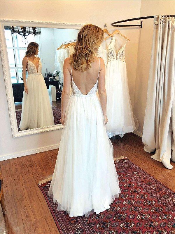 Vestido de Noiva Marie