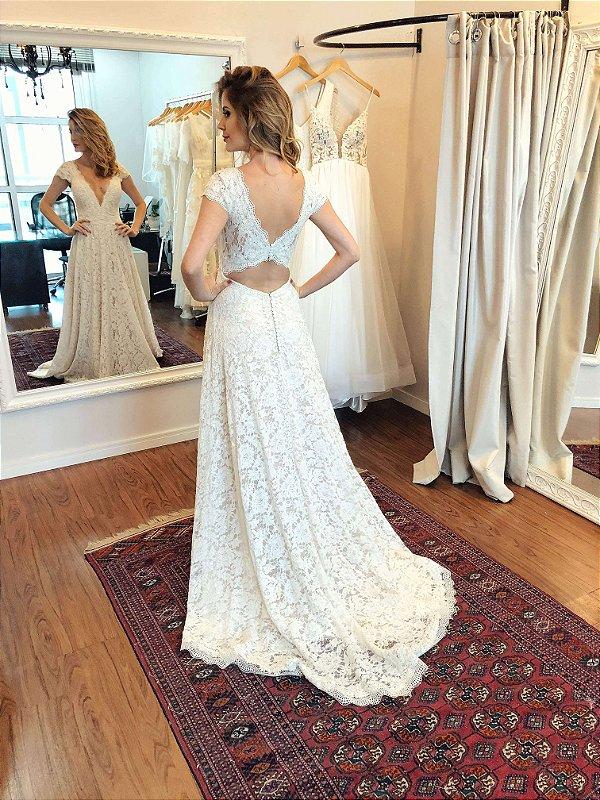 Vestido de Noiva Nani