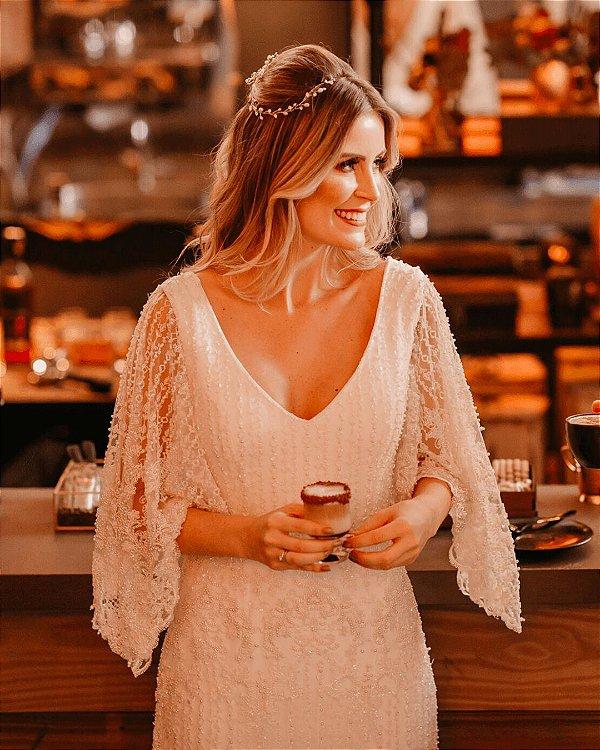Vestido de Noiva Manon
