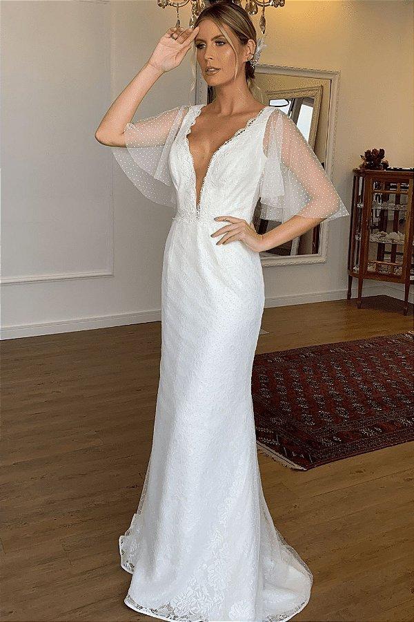 Vestido de Noiva Andréa