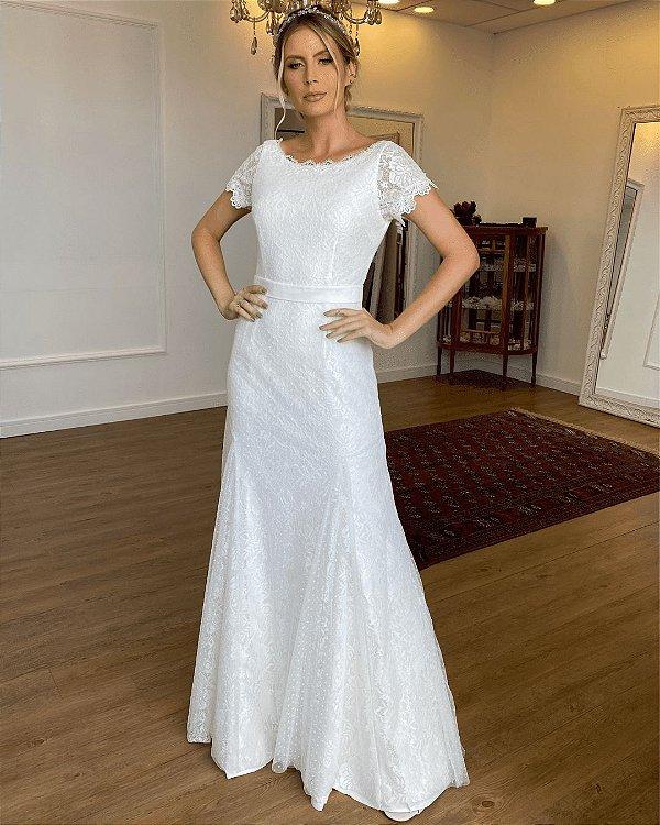 Vestido de Noiva Olívia