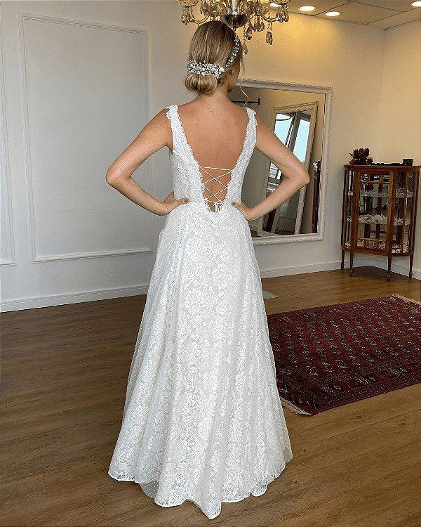 Vestido de Noiva Priscila
