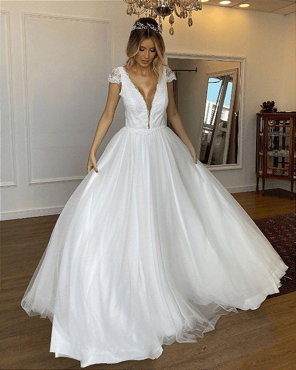 Vestido de Noiva Beatriz