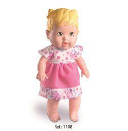 BONECA BABY DONDOQUINHA LOIRA REF:1108
