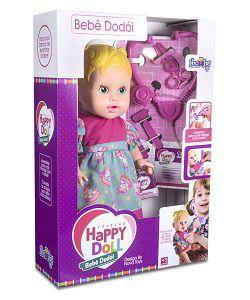 COLEÇÃO HAPPY DOLL DOUTORA DOLL REF:1091
