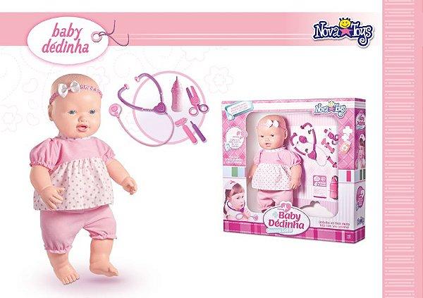 BONACA BABY DÉDINHA DOUTORA DOLL REF:1067