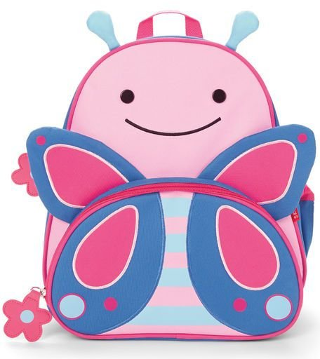 Mochila Costas Backpack Zoo Borboleta Skip Hop