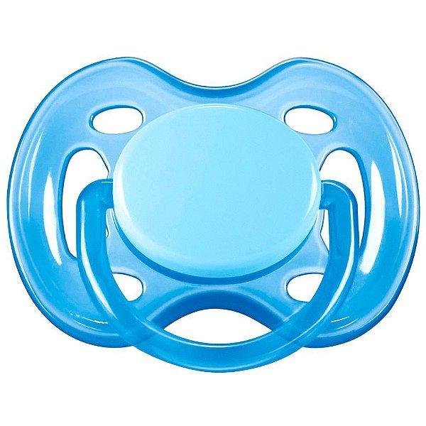 Chupeta Freeflow 0 a 6 Meses Azul Philips Avent