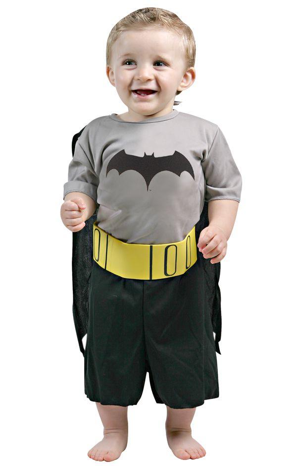 Fantasia Batman Bebê Sulamericana Tam G - 2 a 3 Anos
