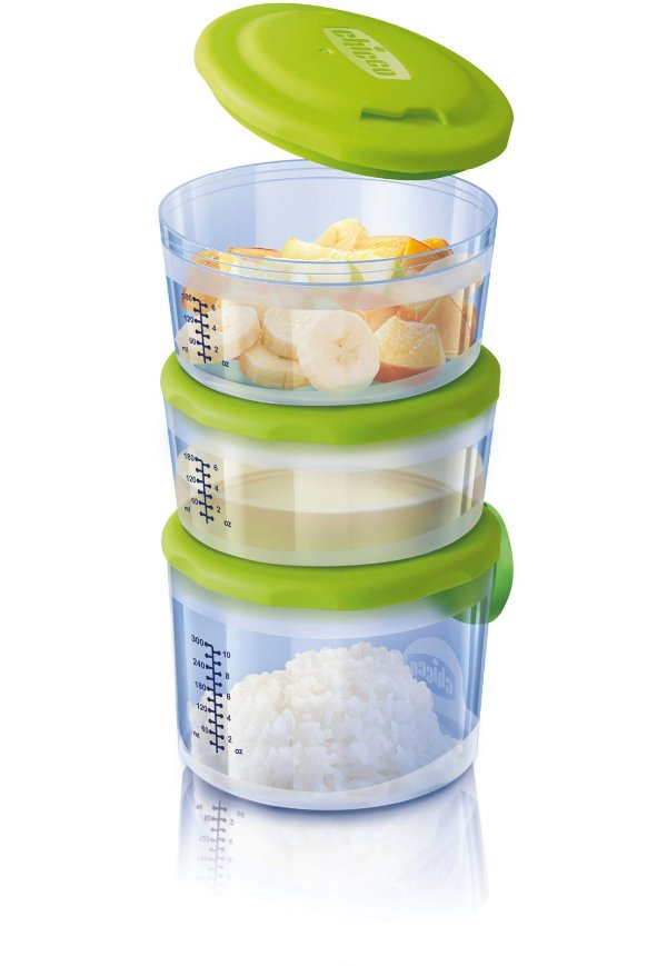 Recipientes Para Comida Easy Meal Chicco