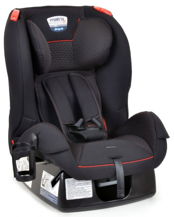 Cadeira Para Carro Matrix Evolution K Dot Vermelho Burigotto