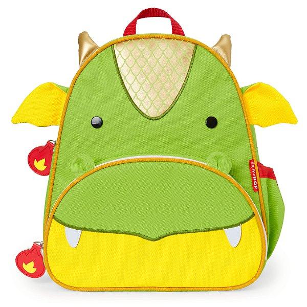 Mochila Costas Backpack Zoo Dragão Skip Hop