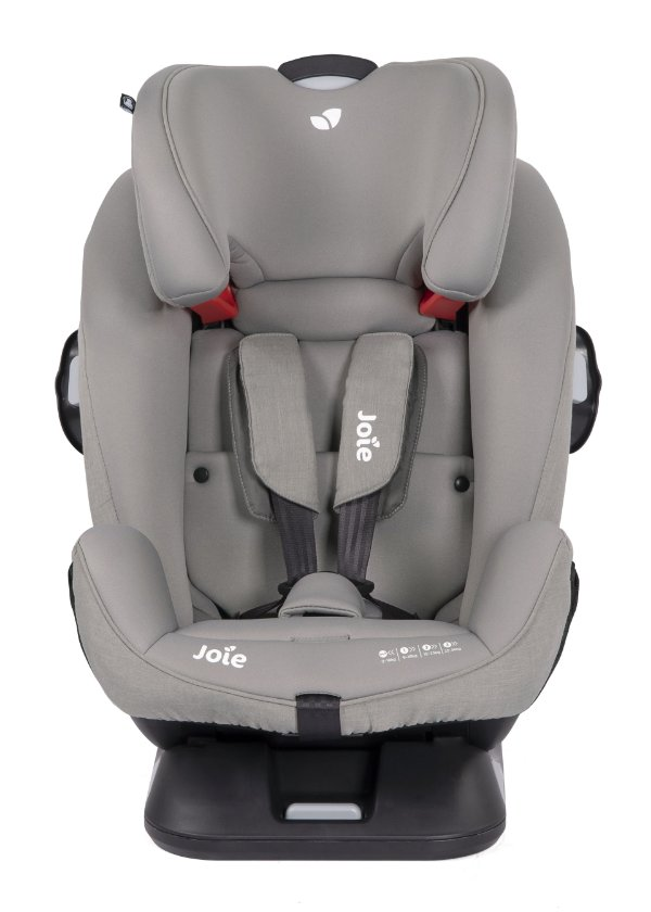 Cadeira para Auto Every Stage FX Cinza Gray Fannel Joie (0 a 36kg)