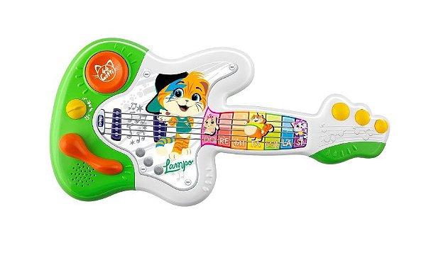 Guitarra Musical 44 Gatos Chicco (1a+)