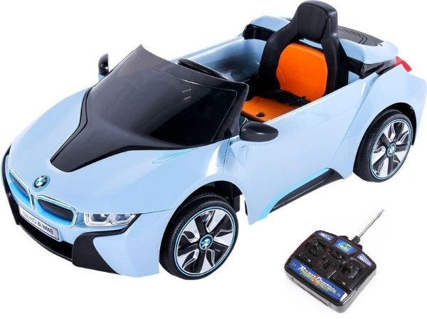 Mini Veículo BMW Elétrico 12v C. Remoto Carro Bel Fix 927000