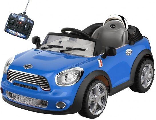 Mini Cooper 2x1 Veículo Carro  Infantil C. Remoto Bel 912400