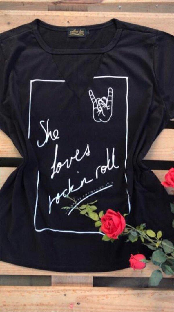 T-Shirt She Loves