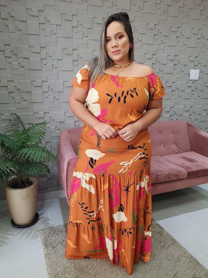 Vestido Ciganinha Babado
