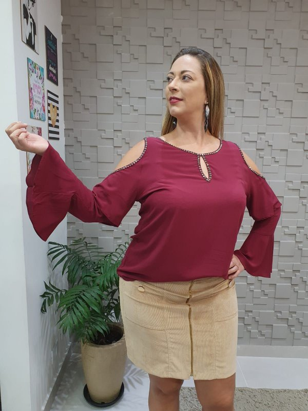 Blusa Lisa M/L