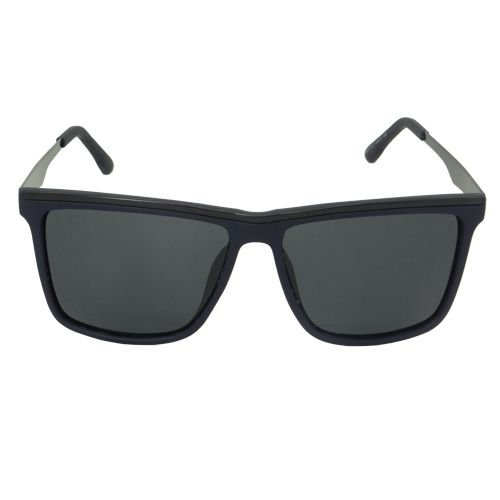 Óculos de Sol Retrô Azul Marinho
