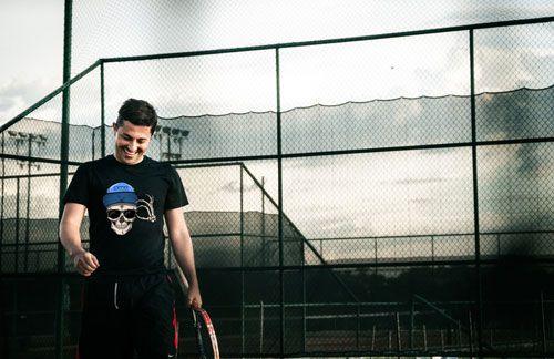 Camiseta Preta GG