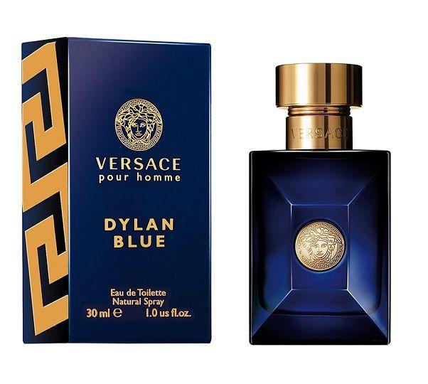 Dylan Blue Por Homme Versace