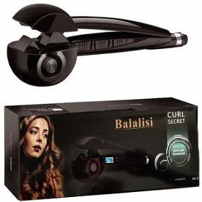 Modelador de Cachos Balalisi Curl Secret