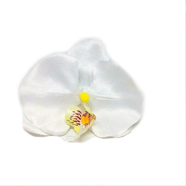 Porta guardanapo orquidea branca