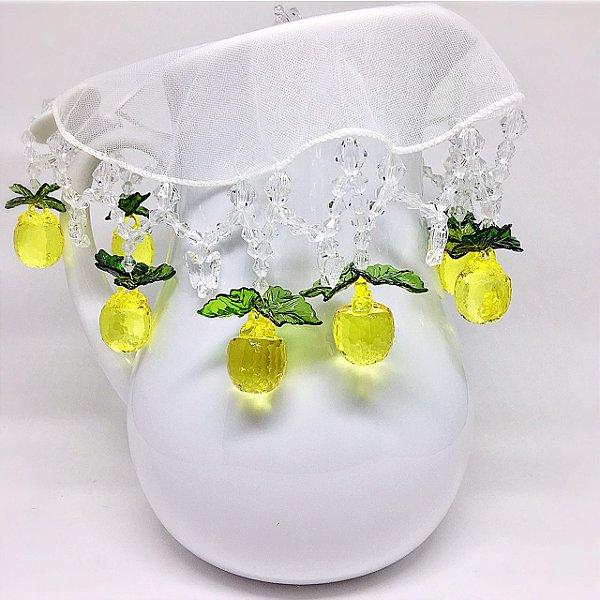 Cobre jarra de limão siciliano