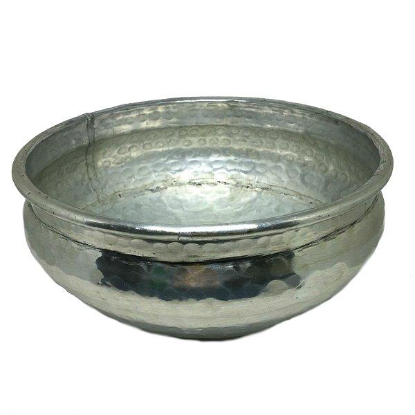 Cachepot em alumínio M