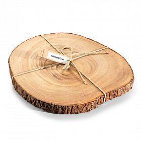 Tábua em madeira multiuso 36cm