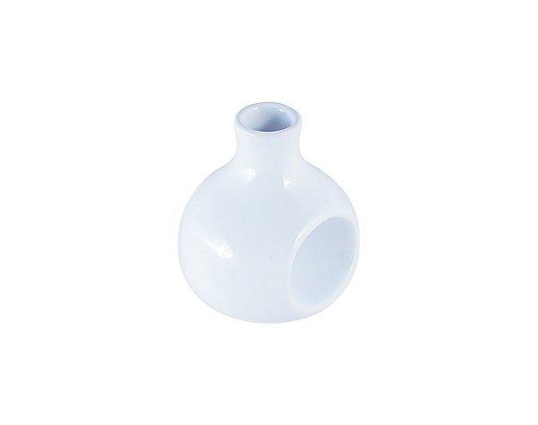Porta guardanapo vasinho de cerâmica