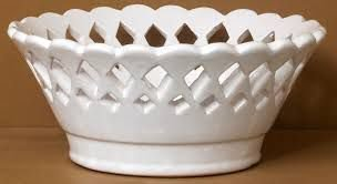 Bowl em cerâmica richellieu branco